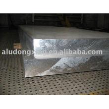 Placa de aluminio 7075 T651