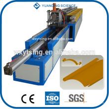 Прошел CE и ISO YTSING-YD-7125 Полностью автоматическая окрашенная стальная рулонная заслонка