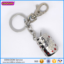 Factory Price 3D Pendant Keychain Hot Sale #15508