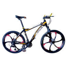 Steel Frame 26'' Mountain Bicycle