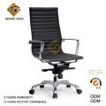 Chaise en cuir Conférence meubles Eames (GV-EA119-2)