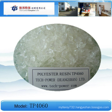 Tp4060 Is a Carboxyl Saturated Polyester Resin for Powder Coating