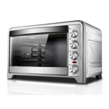 Horno de cocina 70L Electirc para uso doméstico con cubierta de acero inoxidable