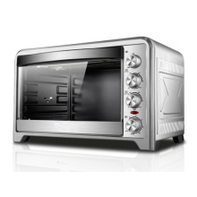 Kitchen Appliance 70L Electirc Oven for Home Use with Stainless Steel Housing