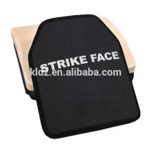 PE Sic ballistic plate NIJ IV KL-04BP