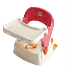 Safety Plastic Dinner Chair Baby Short Dining Chair