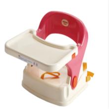 Silla de cena de plástico de seguridad Silla de comedor corta para bebés