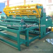 Venta caliente HT-2500A cadena de producción de máquina de malla de alambre soldado