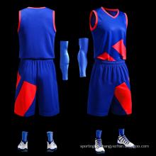 L'usage de basket-ball de logo fait sur commande de Jersey de basket-ball en gros 100% polyester