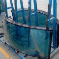 Gehärtetes reflektierendes Glas Preis m2 für Vorhangfassade