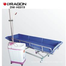 DW-HE019 Debridement bathing treatment beds for bath
