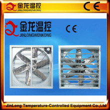Ventilador de equilibrio de peso de la serie Jinlong para el control del medio ambiente