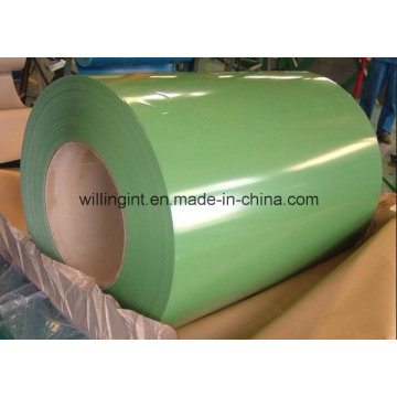 Grüne Farbe PPGL Cold Rolled bunte Stahl Coil Made in China