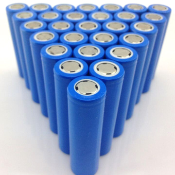 Cellule de batterie au lithium-ion 18650 3,7 V 2750 mAh 10,175 Wh