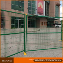 Galvanized and PVC/Painting Welding Ca Temporary Fences