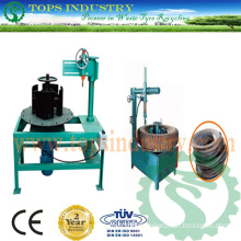 Waste Tire Side Wall Cutting Machine / Tire Sidewall Cutter / Tire Crown Cutter / Tire Disassembly Machine / Tyre Bead Cutter/ Bead Cutting Machine