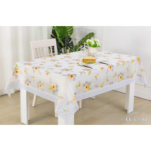 Printed Disposable PEVA Tablecloth Oilproof