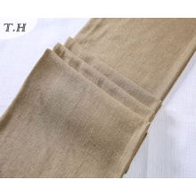 Sofá de tela moderno 100% poliéster fundas de sofá de lino