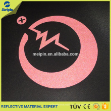 Pink Reflektierende Wärmeübertragung Vinyl Aufkleber Drucker und Cutter