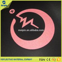 Imprimante et coupeur roses d'autocollant de vinyle de transfert de chaleur réfléchissante