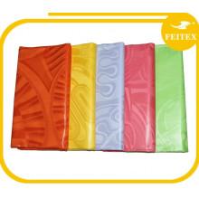 Tissu de mousseline de coton gris de haute qualité et textile, tissu de coton gris de largeur de tissu en gros Feitex