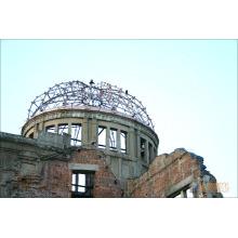 China Professional Design Architektonische Moschee Kuppel Dach Skylight
