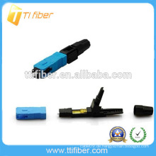 SC UPC Singlemode Simplex LWL-Steckverbinder