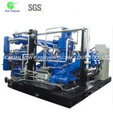 Compressor de enchimento de cilindro de gás natural de 25 MPa Ce Certified