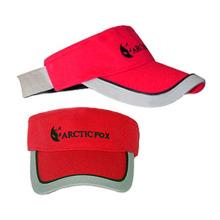 Lady Fashion Cotton Twill Sports Visor Cap (YKY3002)