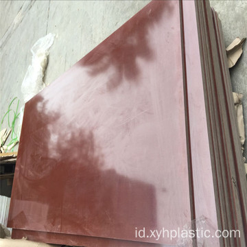 Bakelite Sheet atau Cotton Cloth Pertinax Panel