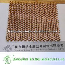 2015 alibaba china Herstellung dekorative Metall Vorhang Raumteiler Wohnzimmer Vorhang