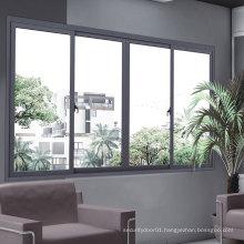 Sliding Aluminium Windows, Big Window Design, China Window Supplier