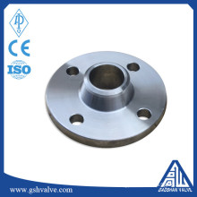 F304L raised face weld neck pipe flange