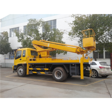 Lift Boom Mounted Vehicle ISUZU
