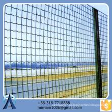 De alto grado de larga vida de servicio expediente al aire libre utilizados valla rodillos para la venta