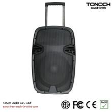 """12 """"Zwei-Wege-Full-Range-PRO-Lautsprecher-Schrank mit Batterie"""