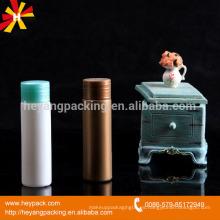 Botella cosmética de la loción del cuerpo de 25ml HDPE