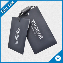 Printed Black Paper Spare Button Bags for Clothing Accessories