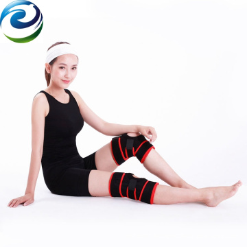 Perfect Design High Efficiency Elastic Neoprene Knee Pads for Personal Use