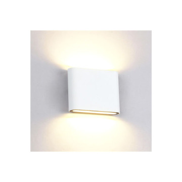 Downlight LED rectangular decorativo de 6W