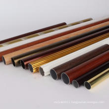 extrusion aluminium profiles aluminium round tube