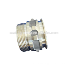 custom factory CNC machine eccentric shafts produce in stainless steel