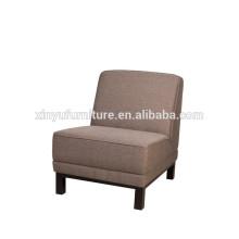 contemporary armless flexible hotel sofa XYN993