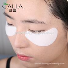 El proveedor de OEM de China personaliza almohadillas de pestañas de extensión de gel de cristal
