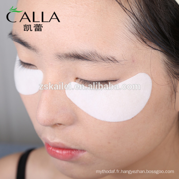 OEM Chine fournisseur personnaliser cristal gel extension cils tampons