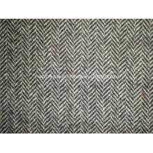 Tissu en laine avec chevrons (Art # UW302)