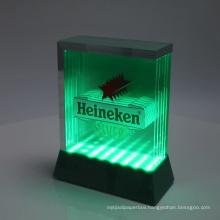 Customizable logo Led Display Signs Custom Acrylic Led Sign  led lightbox