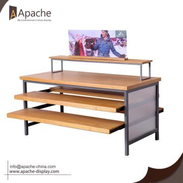 Pull-out Multilayer Display Stand for Shopping Mall