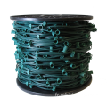 C9 Spool Light String 1000 'Câble Vert