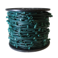C7 Christmas Light Spools Green Wire SPT-1